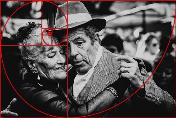 Tango Para Amar Fibonacci Spirale